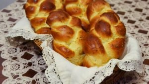 Pan Brioche all'origano